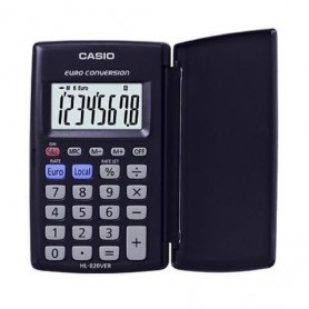 Calculadora Casio HL 82 over