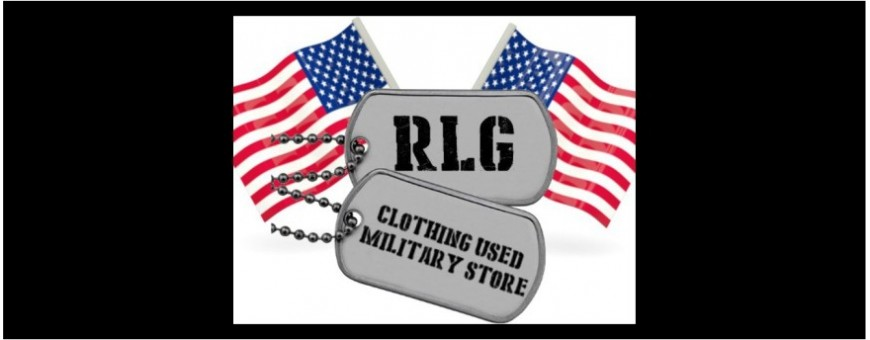 RLG CLOTHING USED