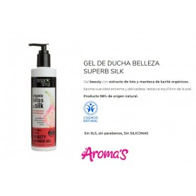 Gel de ducha Beauty