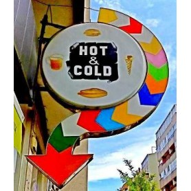 Hamburgueseria Hot & Cold
