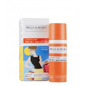 Bella Aurora protector solar  F50 antimanchas 50ml