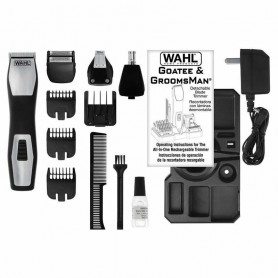 AFEITADORA RASURADORA PARA CUERPO Y BARBA WAHL BODY GROOMER PRO ALL IN ONE