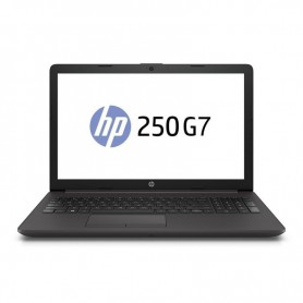 "PORTÁTIL HP 250 G7 6BP28EA - FREEDOS - I3-7020U 2.3GHZ - 4GB - 500GB - 15.6""/39.6CM HD - DVD RW - DARK ASH SILVER"