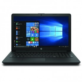 "PORTÁTIL HP 15-DA0175NS - W10 - INTEL N4000 1.1GHZ - 8GB - 500GB - 15.6""/39.6CM HD - HDMI - BT - NO ODD - NEGRO AZABACHE"