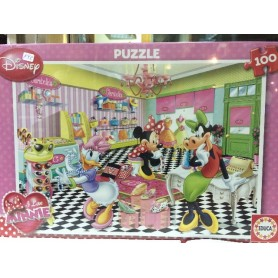 Puzzles Minnie Disney
