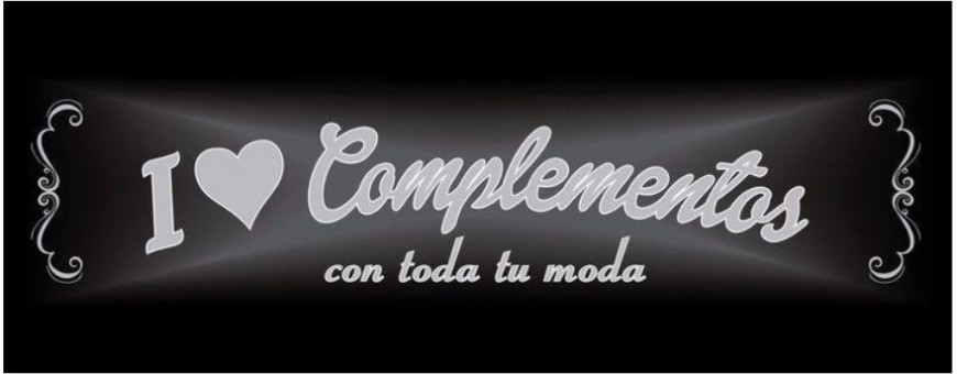 I LOVE COMPLEMENTOS